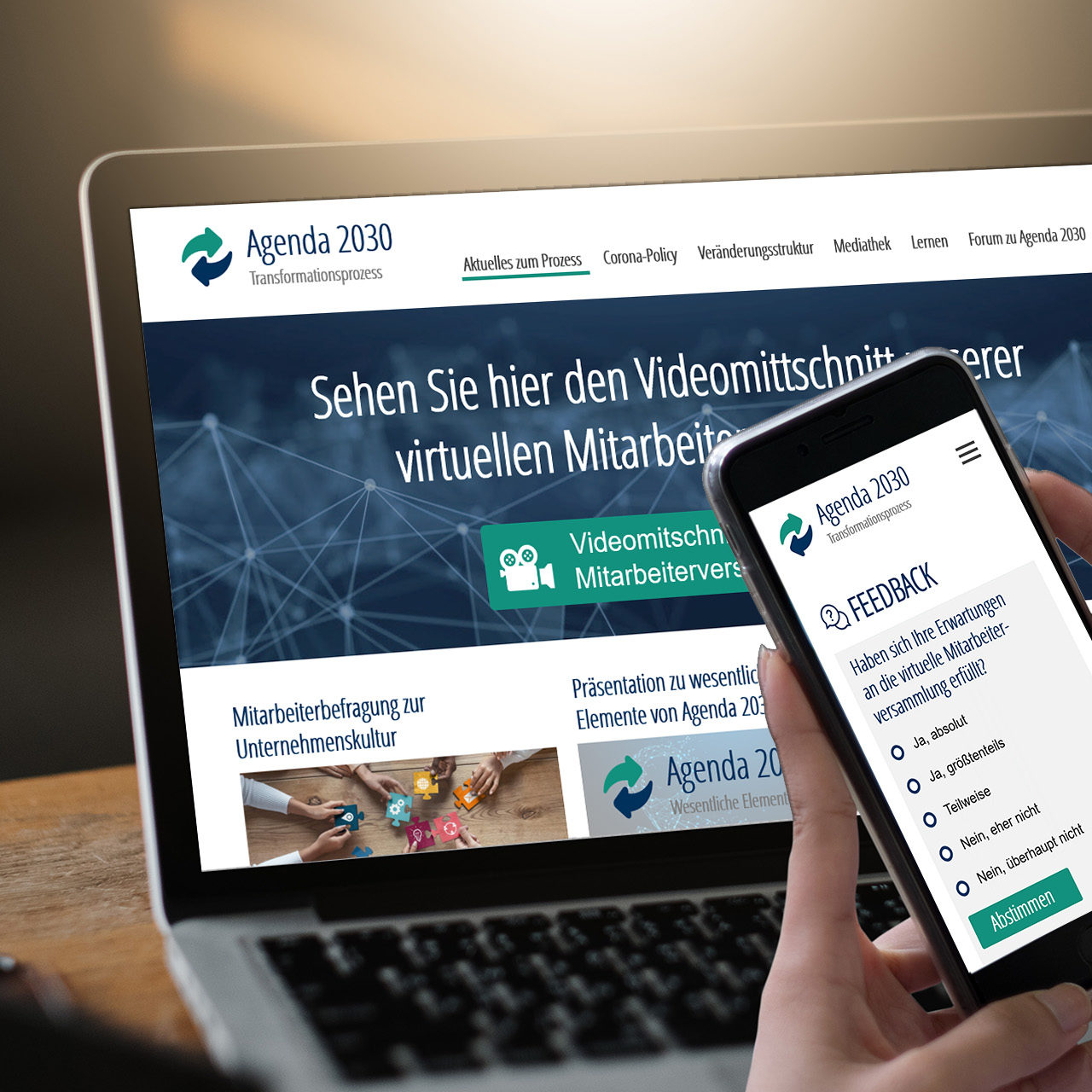 Blended Consulting bei SEDLÁK & PARTNER